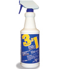 0294210001 DISINFECTANT/ CLEANER/ GLASS 3-IN-1