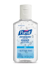 * 3901-99-CAN00, PURELL Advance Hand Rub Sanitizer,