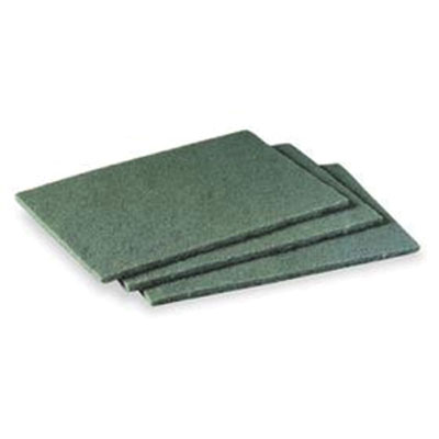 "* 97 SCOURING PAD Medium  Duty 6""x 9"" Scotch-Brite"
