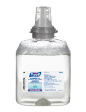5395-02CAN00  PURELL TFX 1.2L Instant Hand Sanitizer