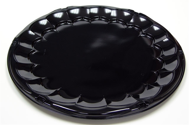 "( ! ) 9818K Eclipse Tray 18"" Flat, 50/cs"