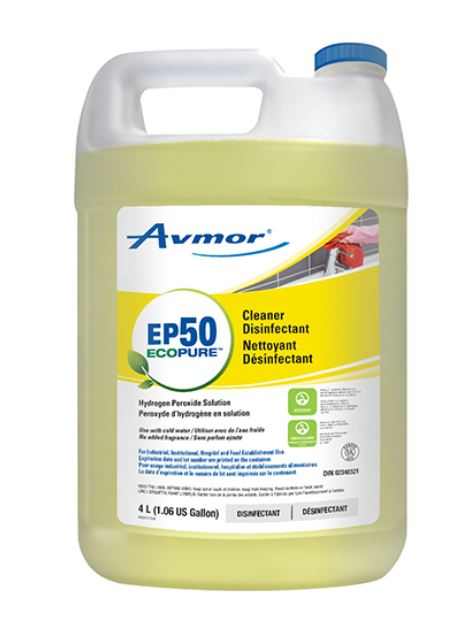 2135278001 EP50 CLEANER/ DISINFECTANT w/ Hydrogen