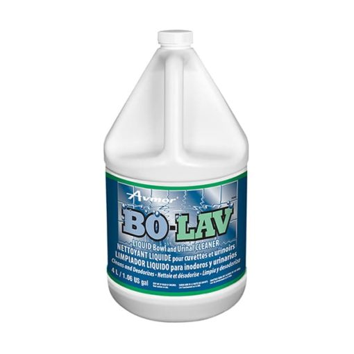 * BO-LAV Germicidal Bowl Cleaner 4x4L