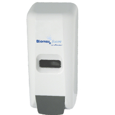 * 0000024003 DISPENSER Biomaxx Foam Soap Push 1/ea or 12/cs