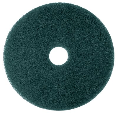 "18"" BLUE Cleaning Pads 5/cs"
