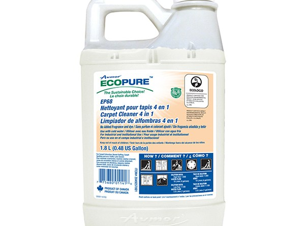 EP68 4IN1 Carpet Cleaner 4x4L