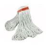 3086, 16oz Wet Mop Head Synthetic Cut End White, 12/cs