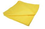 "3130Y, YELLOW 16""x 16"" Microfiber Cloth, 1/EA or"