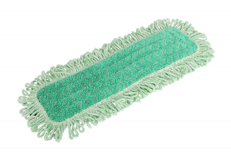 "3320 DUST MOP 18"" Microfiber with Fringe 10/cs"