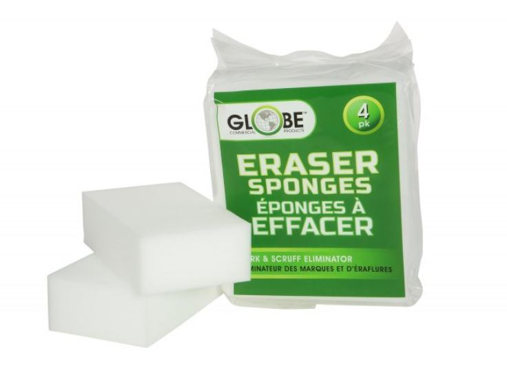 "4027 SPONGE ERASE-IT Large 4.75""x 2.75""x 1.375"" 4/pk"