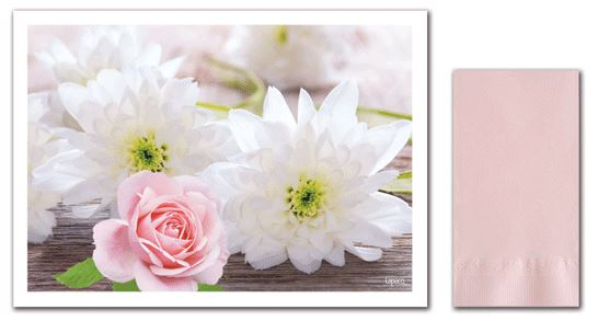 * 309-928, Mother's Day Combo - Placemats/Napkins, 2x150/cs