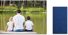 * 309-925 Father's Day Combo - Placemats/Napkins, 2 x 150/cs