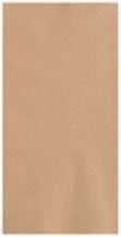510-008, 1 Ply Dinner Napkin LATTE (Embossed)