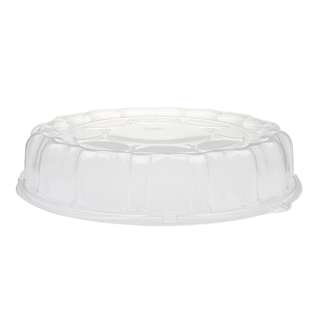 "P9816 / P9816Y Caterware Dome 16"" Crystal Cut, 50/cs"