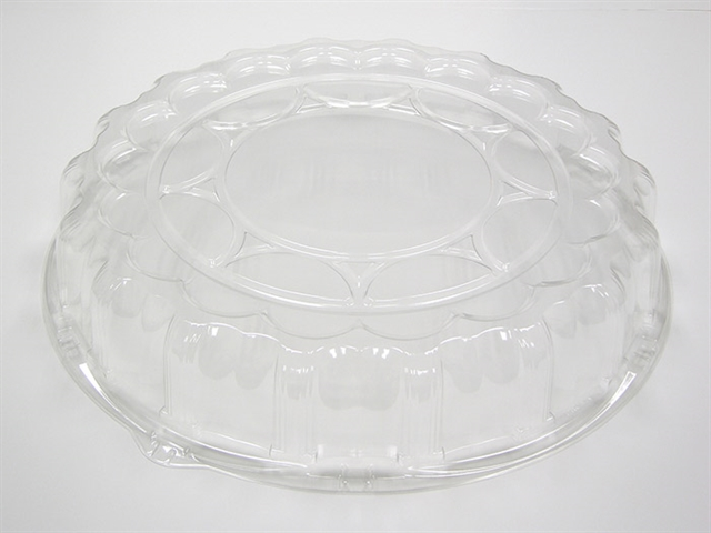 "P9818 18"" Caterware Dome, 50/cs"