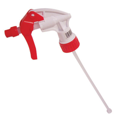 "3557, Multipurpose 8"" Trigger Sprayer - (Red/White)"